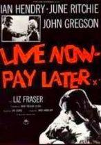 Live Now - Pay Later 1962 DVD - Ian Hendry / June Ritchie